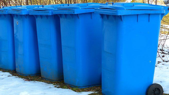 Abfalltonnen mit Kammleiste | Bild: Hans