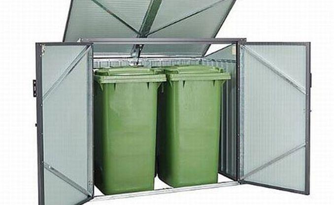 Geräteschrank/Mülltonnenbox von ediGarden